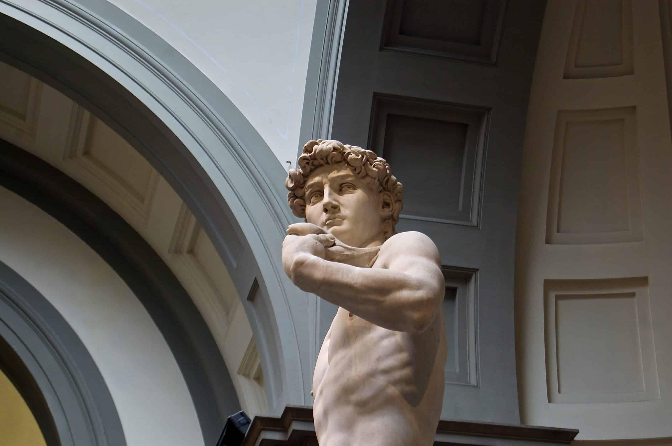 Visite guidée de la Galerie de l'Académie et du David de Michel-Ange