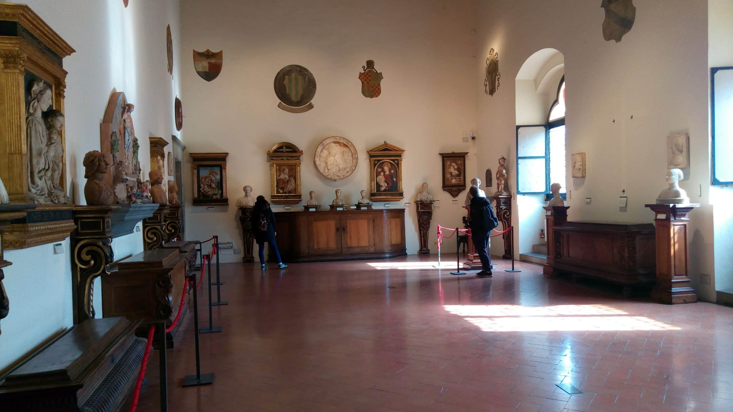 Visite guidée du Musée du Bargello
