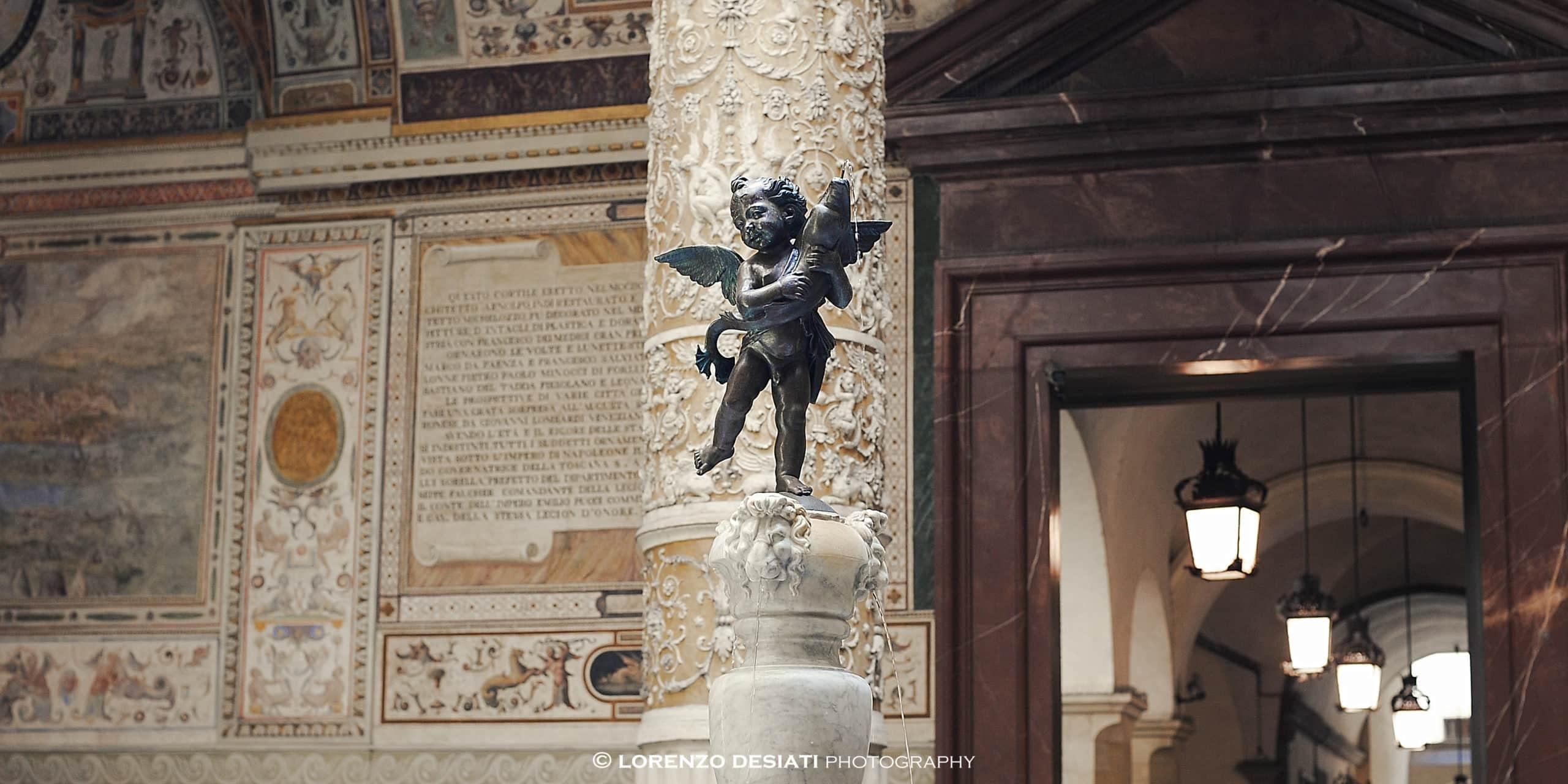 La Familia Médici a través de sus residencias: Palacio Viejo y Palacio Pitti