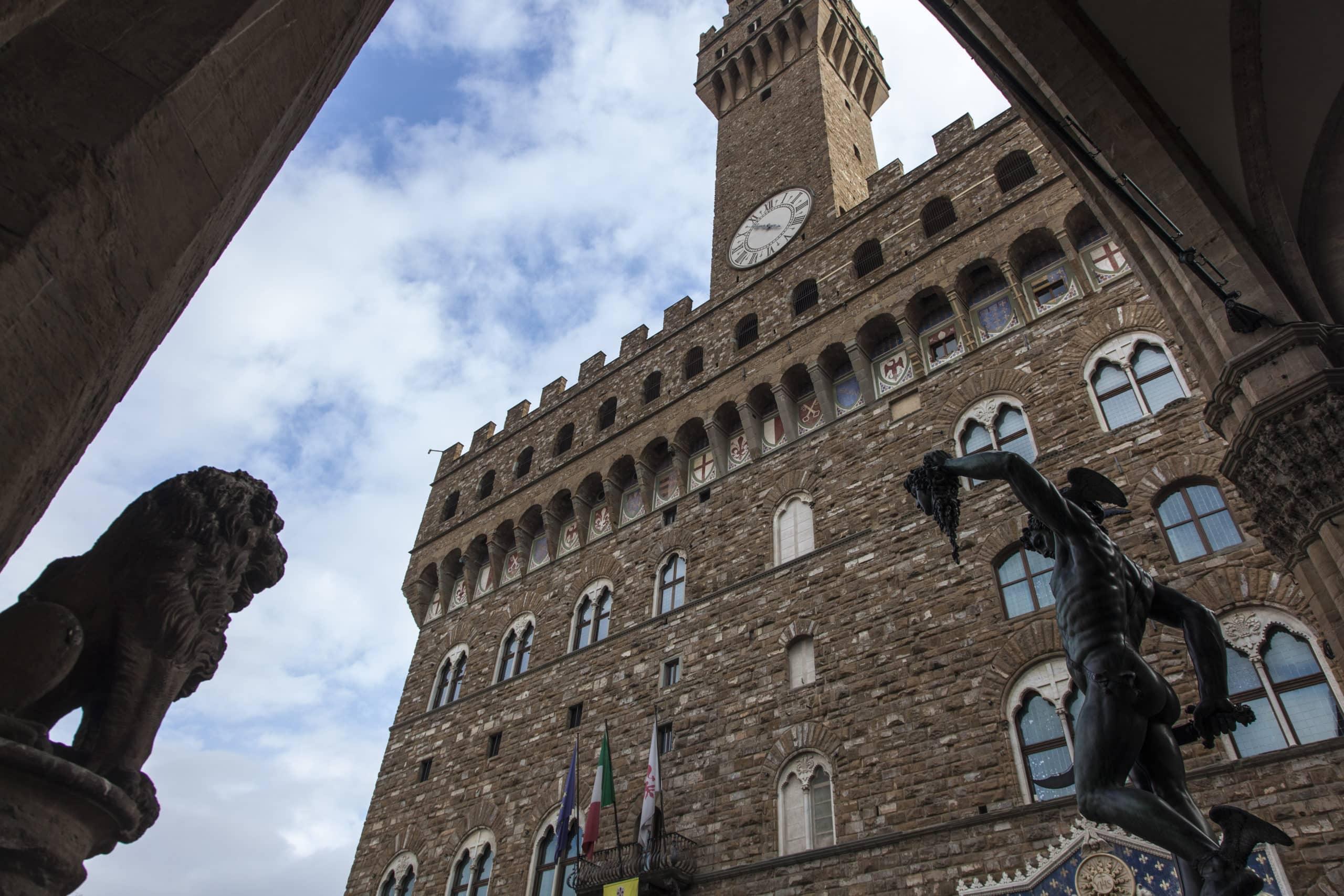 Une promenade florentine: visite guidée de Florence